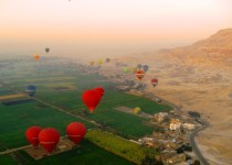 Egypt balloons