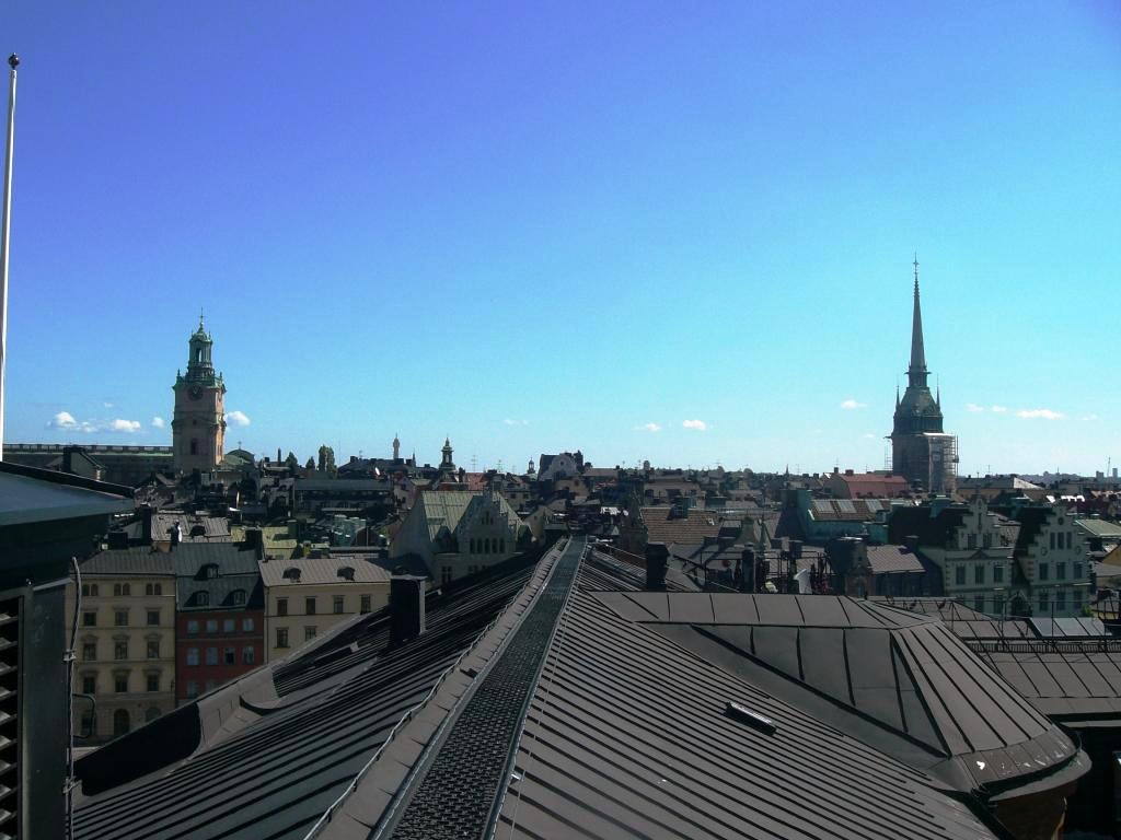A Rooftop Tour Of Stockholm Sweden Buckettripper