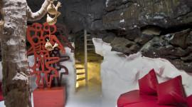Cesar Manrique subterranean house Taro de Tahiche