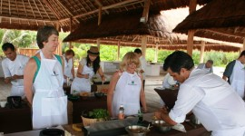 Cooking classes in Riviera Maya