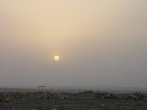 Moonlight over the Thar Desert (Credit: MCArnott)