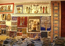 Saqqara Carpet Workshop