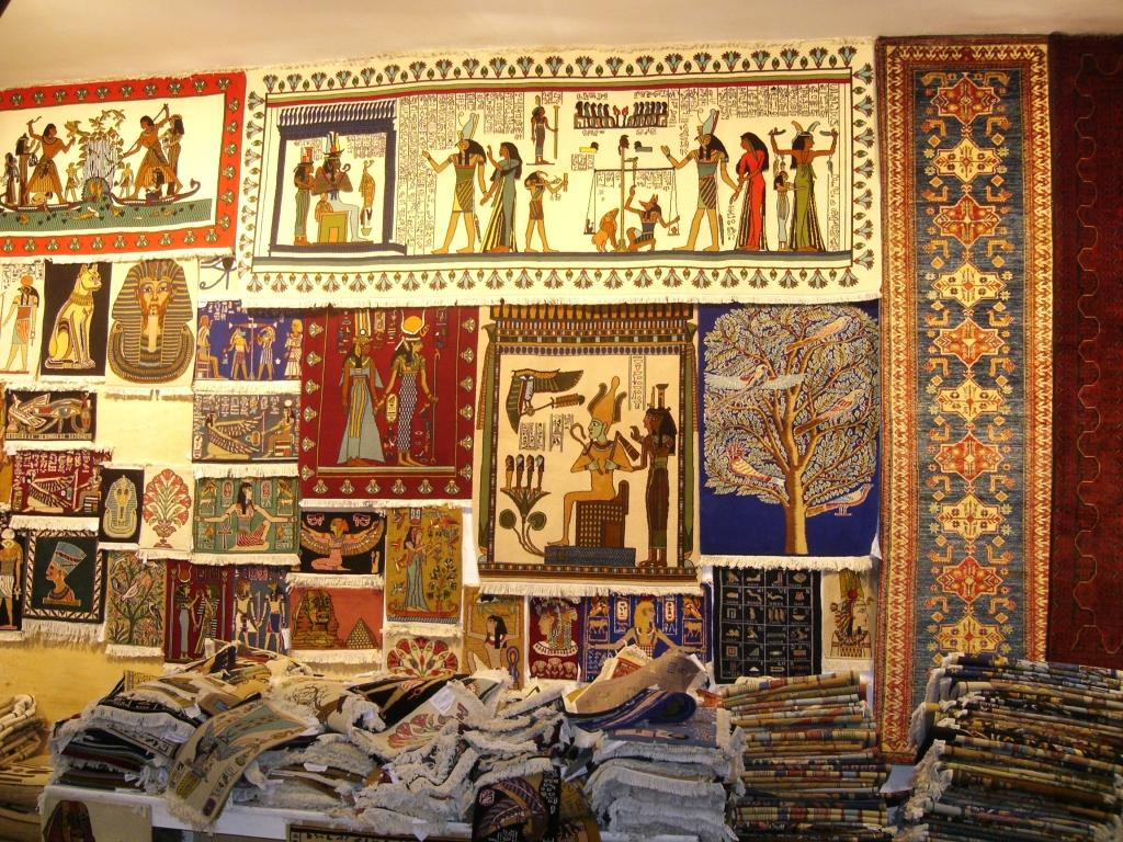 What To Buy In Egypt Souvenir Shopping Among The Ruins Of