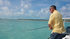 Bonefishing in the Bahamas