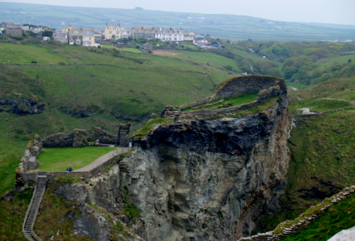 Encountering The Real Camelot At King Arthur S Castle In
