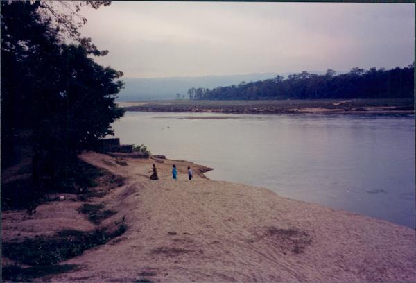 The Rapiti River
