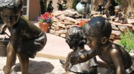 Bronze Sculptures in Santa Fe