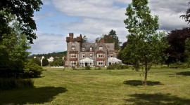 Isle of Eriska Hotel Manor House (Stillman Rogers photo 2012)
