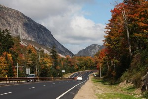 Fall in Franconia Notch New Hampshire (Stillman Rogers Photo)