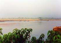 Savannas across the Rapiti River