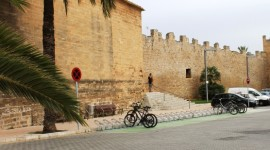 Alcudia walls feature