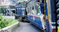 The Narrow Gauge Train to Darjeeling, North India (©photocoen)