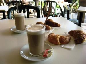 Italian Breakfast: Coffee & Cornetti