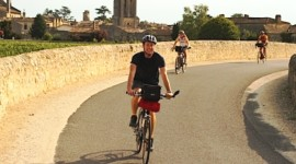 Biking in Bordeaux