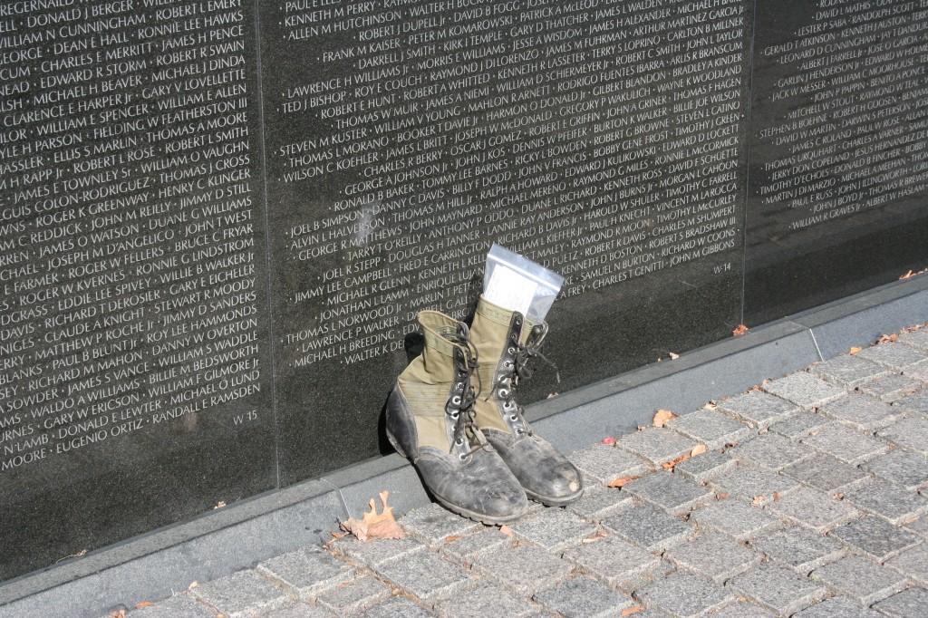 Vietnam Veterans Memorial Washington Beautiful Scenery