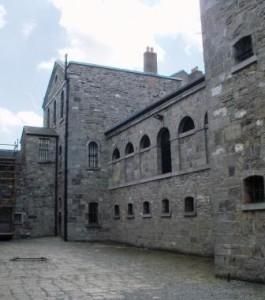 Forbidding Kilmainham Gaol