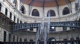Inside Kilmainham Gaol