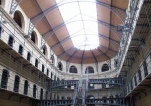 Main prison, Kilmainham