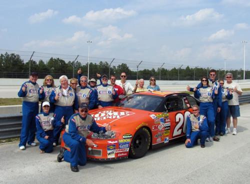 NASCAR Driving at Walt Disney World