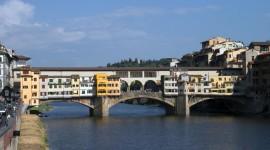 Ponte Vecchio, the Arno River