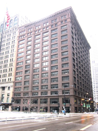 Chicago's Marquette Buidling