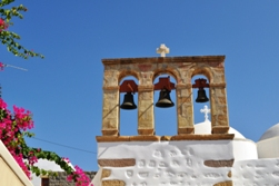Church Bells on Patmos