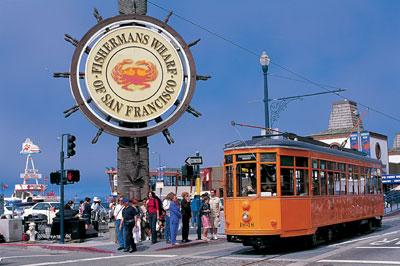 San Francisco's vintage trolleys offer more than mere transportation.
