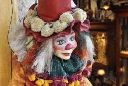 Souvenirs: Marionette from Santorini