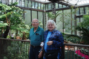 Phil and Linda Friend, Callaway Gardens