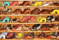 Souvenirs: Shoes from Simi