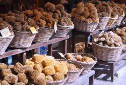 Souvenirs: Sponges from Symi