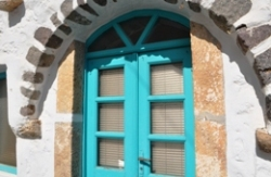 More color on Sifnos