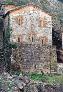 Prodhromos Monastery, Nisí