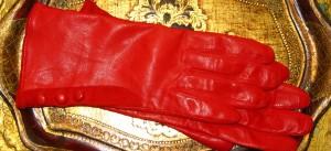 Red Florentine Gloves (Photo copyright Stillman Rogers Photography)