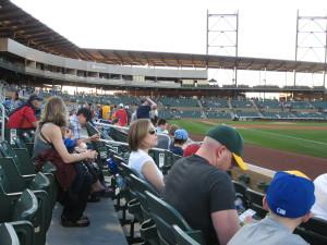 Baseball Fans in Arizona