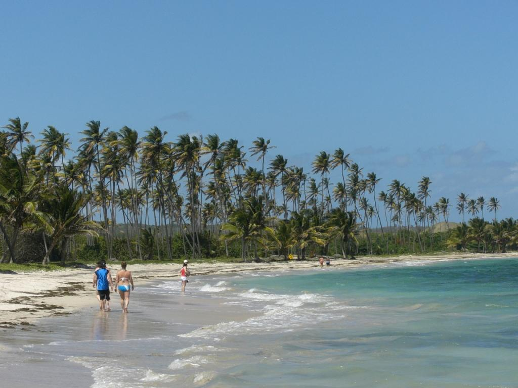 The Beach At Coconut Bay Is Enough For Family Travelers And S To Share