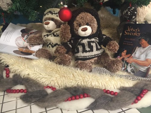 Salish Fusion Knitwear offers knitwear and Christmas decors handmade by local artisans (Courtesy Salish Fusion Knitwear)