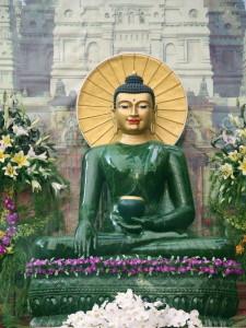 The Buddha for Universal Peace (Courtesy Jade West)