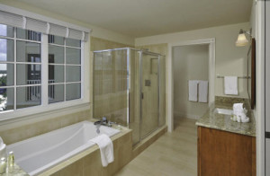 Love the bathrooms! The master bath gets even better.