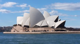 Sydney Opera House (photo: Anthony Toole)