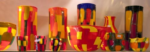 Ballarin Glass Shop, Murano (Photo copyright Stillman Rogers)