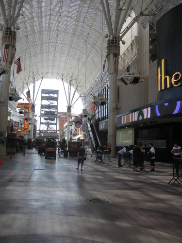 Vaulted Canopy in Las Vegas