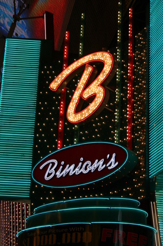 Benny Binion's Casino