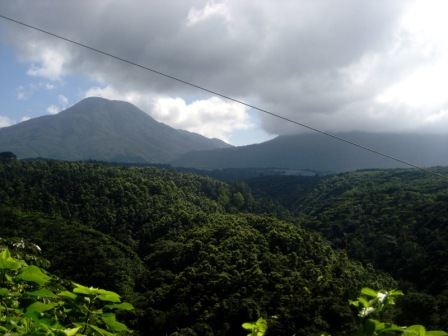 Copy of The Volcano View from Juayua