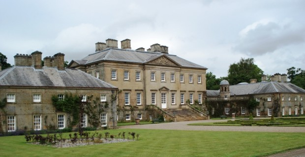 Dumfries House (photo credit Ann Burnett c 2013)