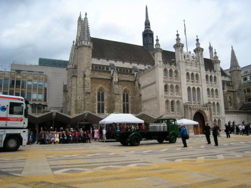 The Cart Marking ceremony at Guildhall in London (photo Credit: MCArnott)