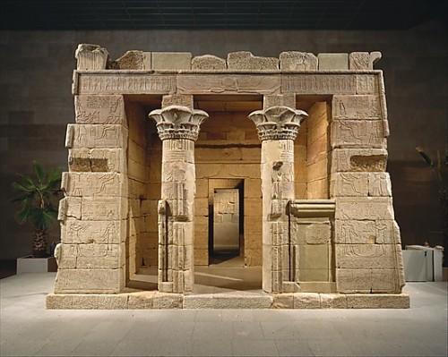 Met Museum Temple of Dendur