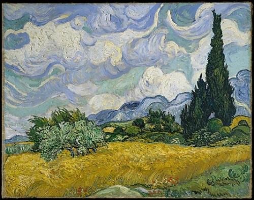 Met Museum Van Gogh