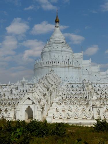 weddin cake pagodo