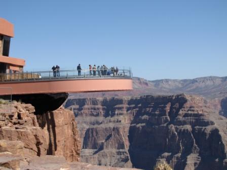The Skywalk's Precarious Balance